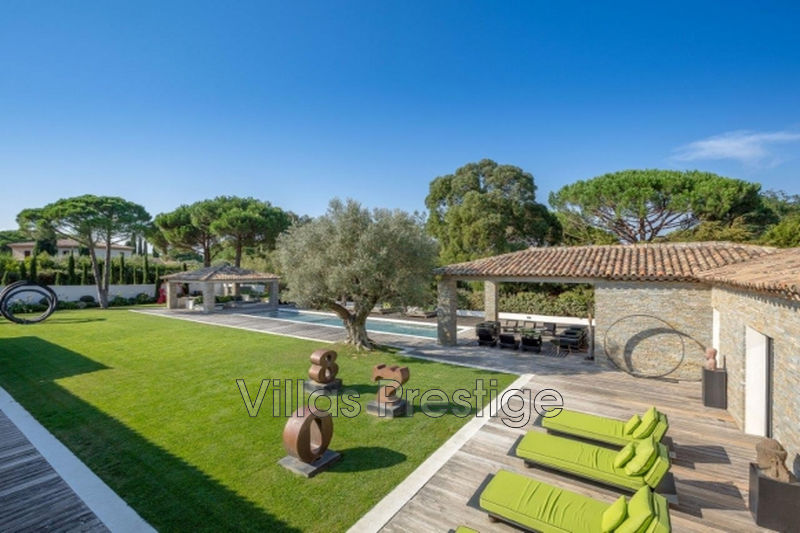 Photo Contemporary house Saint-Tropez Proche plages,  Location saisonnière contemporary house  7 bedrooms   450 m²