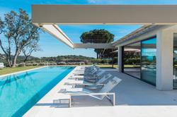Location maison contemporaine Ramatuelle paradise