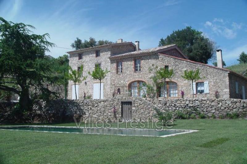 Photo Bastide Le Plan-de-la-Tour Proche village,  Location saisonnière bastide  4 chambres   330m²
