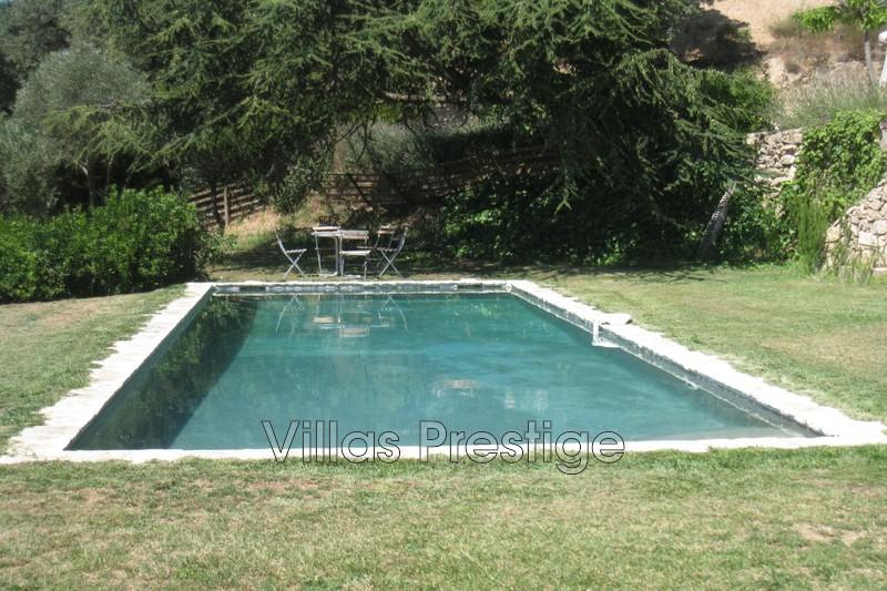 Location saisonnière bastide Le Plan-de-la-Tour la piscine.JPG