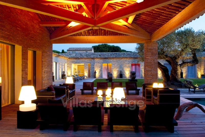 Photo n°7 - Vente maison contemporaine Saint-Tropez 83990 - Prix sur demande