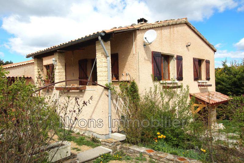 Photo Villa Verclause   achat villa  3 chambres   105m²