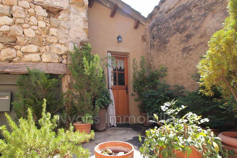 Photo Maison de village Région Sainte-Jalle   achat maison de village  2 chambres   107m²