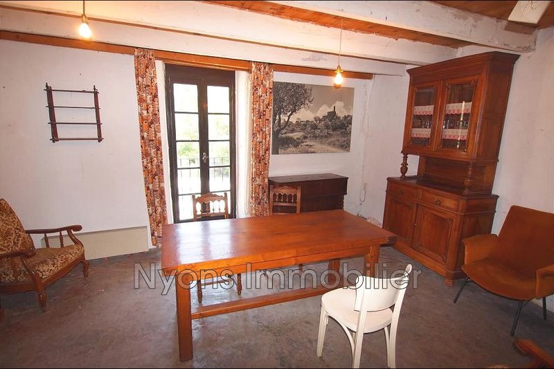 Photo House Drôme provençale   to buy house  4 bedrooms   130 m²