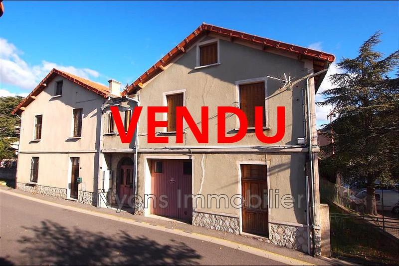 Photo Villa Nyons   achat villa  4 chambres   115m²