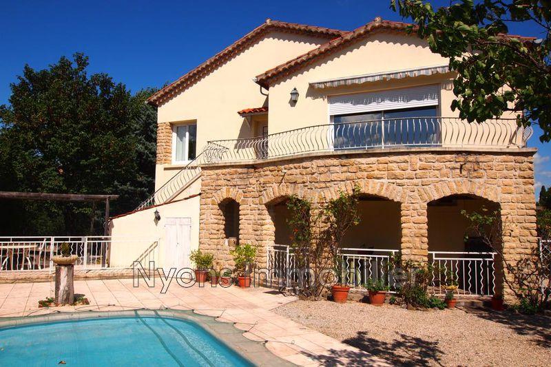 Photo Villa Tulette   achat villa  3 chambres   118m²