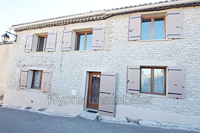 Photo House Saint-Maurice-sur-Eygues Village,   to buy house  1 bedroom   100 m²