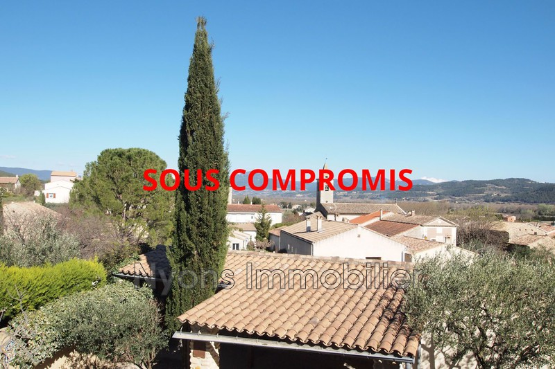 Photo House Saint-Maurice-sur-Eygues Village,   to buy house  1 bedroom   100m²