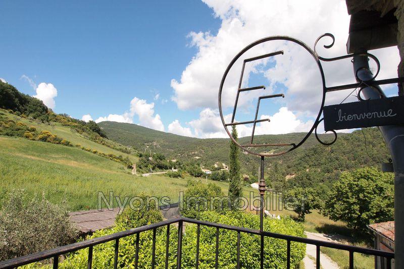 Photo Maison de village Drôme provençale   achat maison de village  3 chambres   192m²