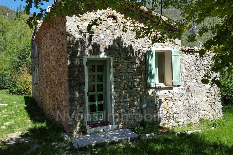 Photo Maison de village Saint-Ferréol-Trente-Pas   achat maison de village  2 chambres   60m²