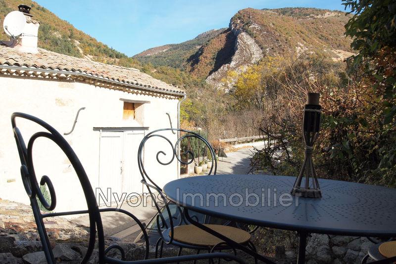 Photo Maison de village La Motte-Chalancon Village,   achat maison de village  2 chambres   100m²