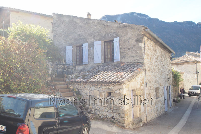 Photo House La Motte-Chalancon Village,   to buy house  2 bedrooms   100 m²