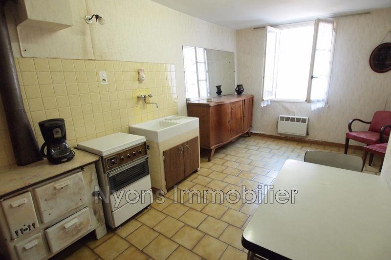 Photo Maison de village La Motte-Chalancon   achat maison de village  1 chambre   40m²