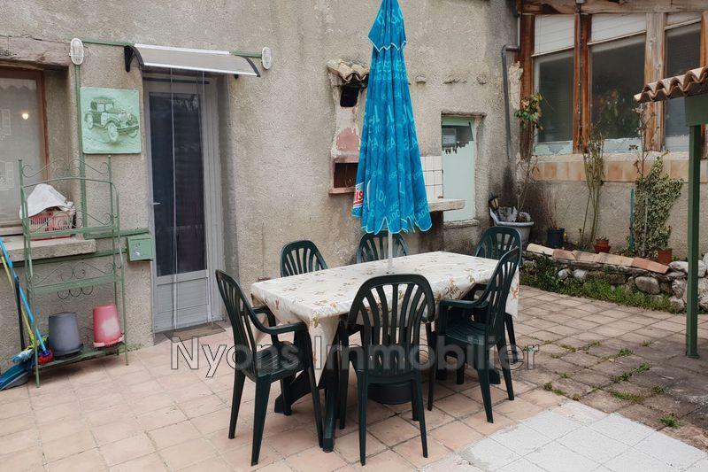 Photo Maison de village Drôme provençale   achat maison de village  3 chambres   161m²
