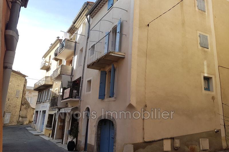 Photo Maison de village Nyons   achat maison de village  2 chambres   60m²