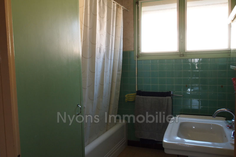 Photo n°13 - Vente Maison villa Nyons 26110 - 283 500 €