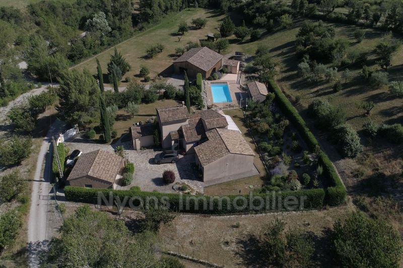 Photo Villa Drôme provençale   achat villa  4 chambres   185m²