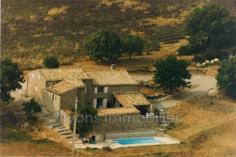 Photo Mas Le Poët-Sigillat   achat mas  6 chambres   231m²