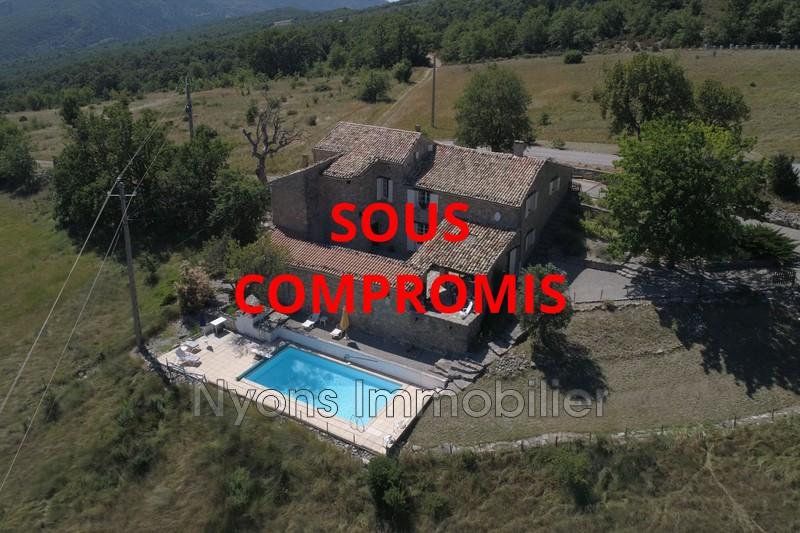 Photo Mas LE POET SIGILLAT   achat mas  6 chambres   231m²