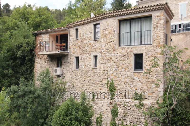 Photo Maison de village Eygaliers   achat maison de village  3 chambres   80m²