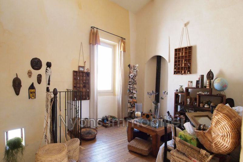 Photo House NYONS 14 KMS OUEST Village,   to buy house  2 bedrooms   82m²