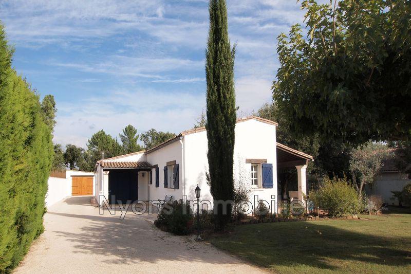 Photo Villa Suze-la-Rousse   achat villa  3 chambres   158m²