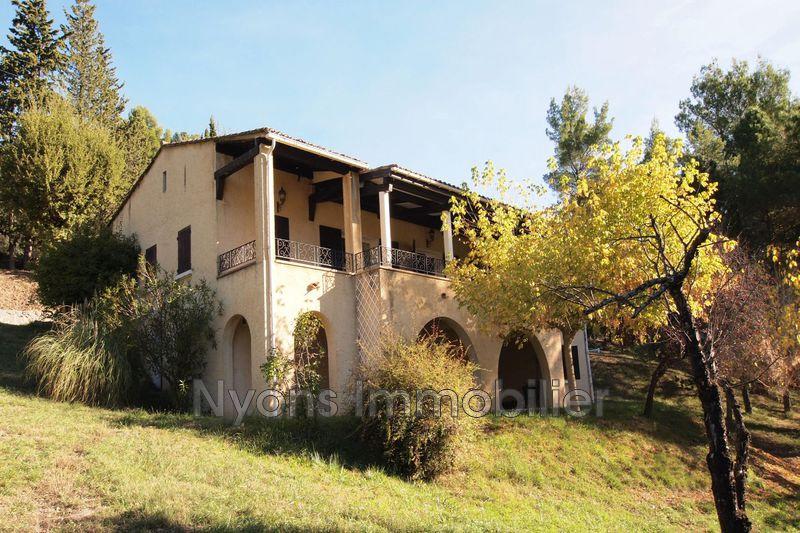 Photo Villa Buis-les-Baronnies   achat villa  3 chambres   147m²