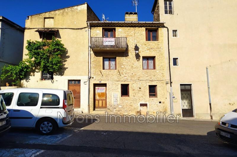 Photo Maison de village Nyons   achat maison de village  2 chambres   53m²
