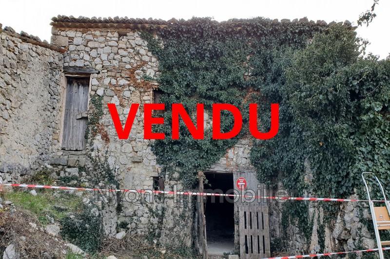 Photo Maison de village Sainte-Jalle   achat maison de village   88m²