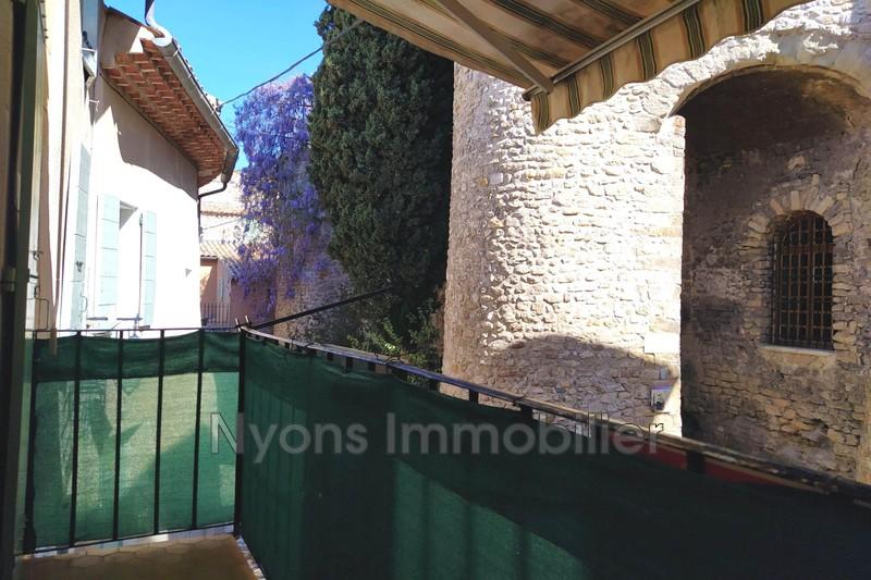 Photo Maison de village Nyons   achat maison de village  2 chambres   50m²