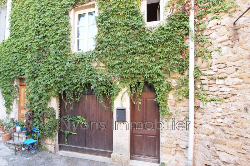 Photo Maison de village Mirabel-aux-Baronnies   achat maison de village  2 chambres   68 m²