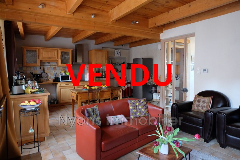 Photo House Nyons   to buy house  3 bedrooms   104m²