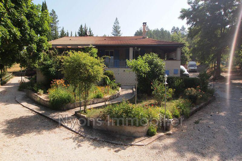 Photo Villa Rémuzat   achat villa  3 chambres   117m²