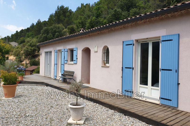 Photo Villa Region Buis les Baronnies   achat villa  3 chambres   125m²
