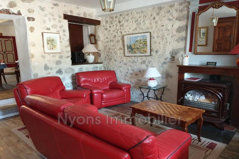 Photo Maison de village La Motte-Chalancon   achat maison de village  2 chambres   89m²