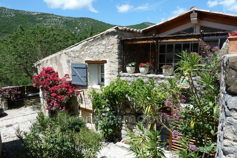 Photo Maison de village Sainte-Jalle   achat maison de village  2 chambres   100m²