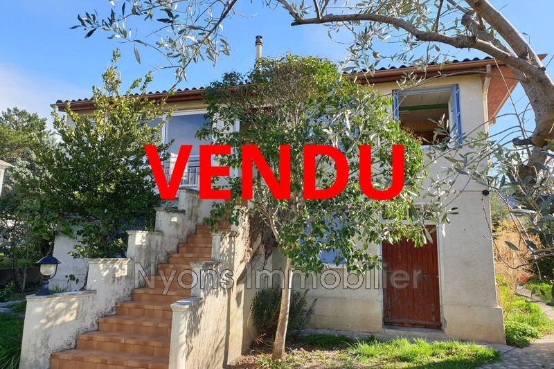 Photo Villa Nyons   achat villa  2 chambres   90m²
