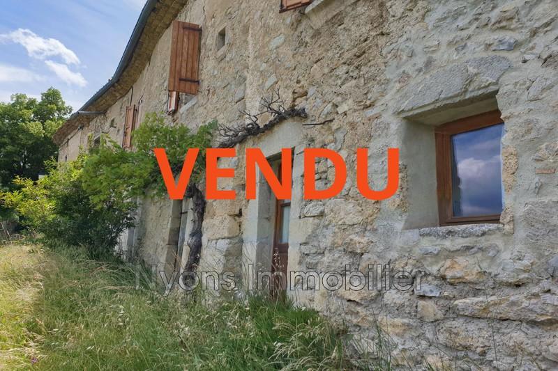 Photo Maison de village La Motte-Chalancon   achat maison de village  3 chambres   127m²