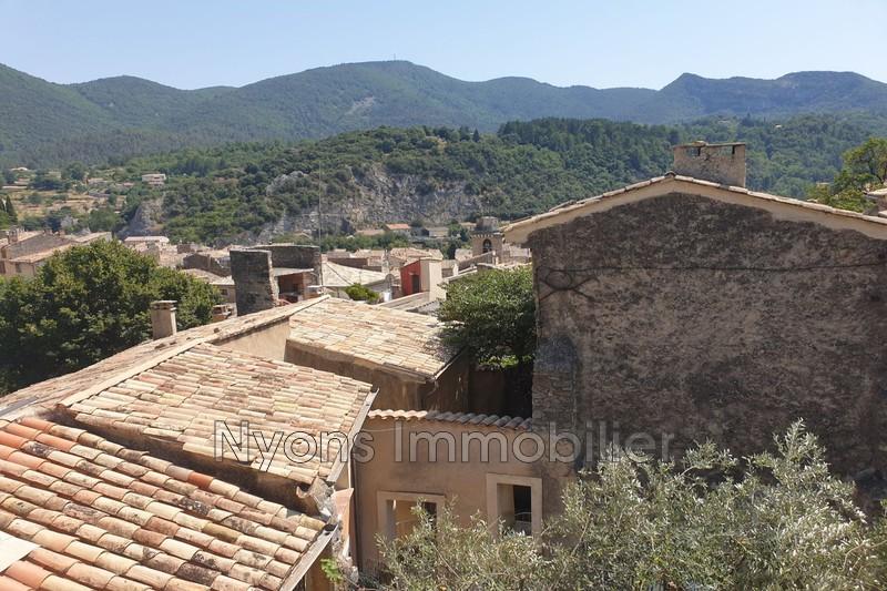 Photo n°2 - Vente maison de village Nyons 26110 - 243 000 €