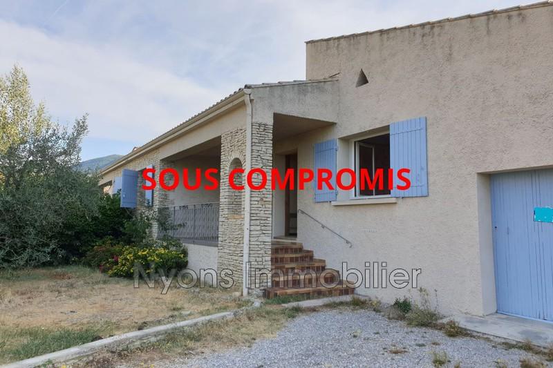 Photo Villa Nyons   achat villa  2 chambres   74m²