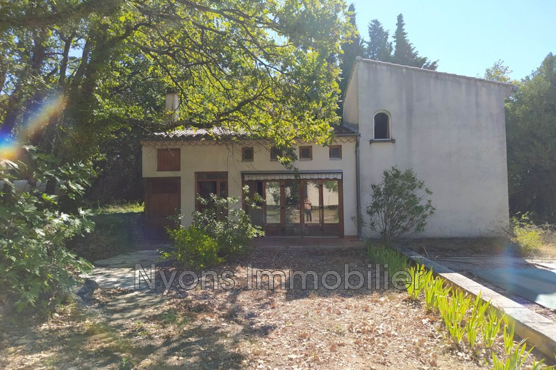 Photo Villa Grignan   achat villa  3 chambres   91m²