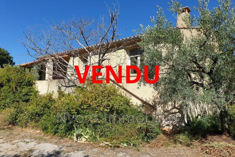 Photo Villa Mirabel-aux-Baronnies   achat villa  3 chambres   91m²