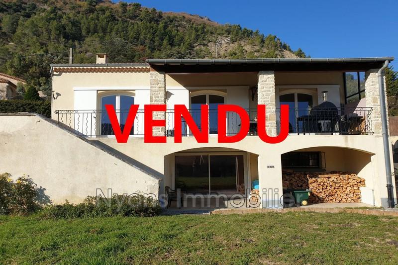 Photo Villa 7 KM NYONS EST   achat villa  4 chambres   110m²