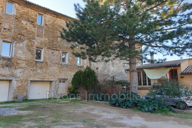 Photo Mas Nyons   to buy mas  6 bedrooms   194 m²