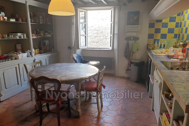 Photo Maison de village Saint-Auban-sur-l'Ouvèze   achat maison de village  4 chambres   168m²