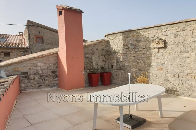 Photo House Saint-Auban-sur-l'Ouvèze   to buy house  4 bedrooms   168m²