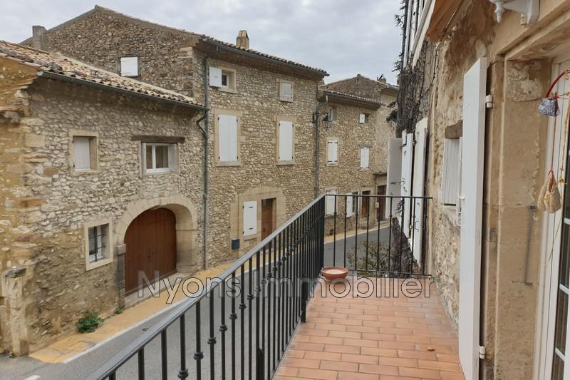 Photo Maison de village Rousset-les-Vignes   achat maison de village  1 chambre   53m²