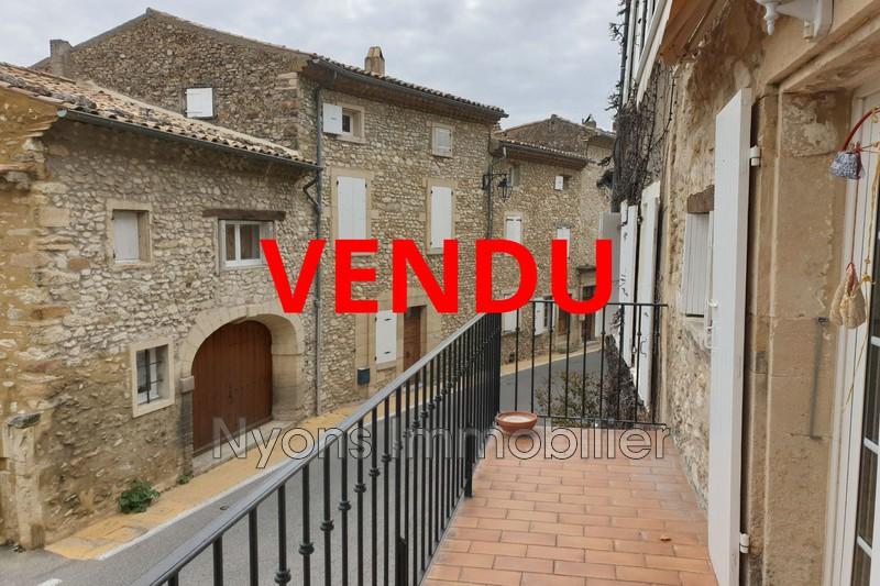 Photo House Rousset-les-Vignes   to buy house  1 bedroom   53m²
