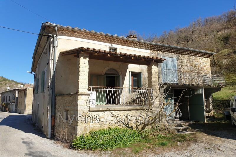 Photo Maison de village Nyons   achat maison de village  3 chambres   86m²