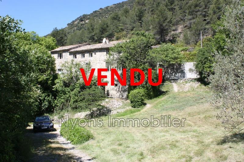 Photo Mas Nyons   achat mas  2 chambres   172m²